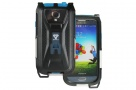 Armor Case Series - All-Weather Protective Case for Samsung Galaxy S3, S4 with X-Mount System + Handlebar Mount (Black)