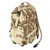 Back Pack Medium w/Hydration System (DPM Desert)  100% nylon
