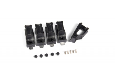Black Mag. and Plate for M4/M16 (5 pcs)
