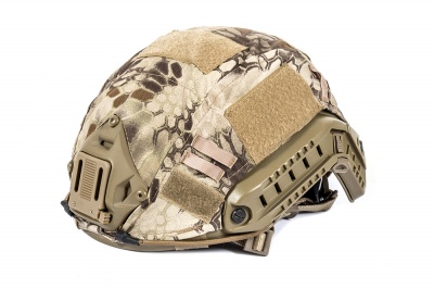 Black River Helmet Cover MH & PJ Highlander