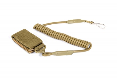 Black River Lanyard Tan 100% nylon