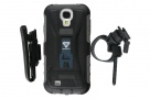 Case-X Series - Rugged Case Bike Mount for Android with X-Mount System + Belt Clip + Bike/Bar Mount (Black)