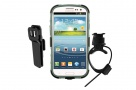 Case-X Series - Rugged Case for Samsung Galaxy S3 with X-Mount System + Belt Clip + Bike/Bar Mount (Black)