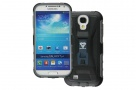 Case-X Series - Rugged Case for Samsung Galaxy S4 with X-Mount System + Belt Clip (Black & Grey)
