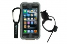 Case-X Series - Rugged Case for iPhone 5 and 5S with X-Mount System + Belt Clip + Bike/Bar Mount (Black)