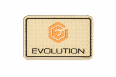 Evolution Patch Tan