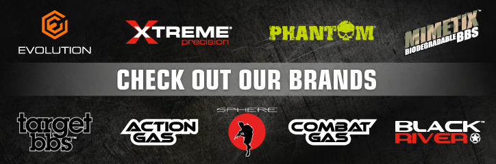 Evolution Airsoft product lines