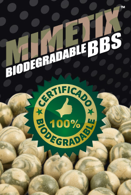 Mimetix Biodegradable BBs