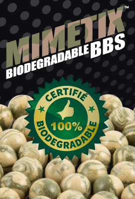 Mimetix Biodegradable BBs